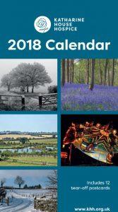 Katherine House Hospice Calendar 2018