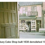 Banbury Cake Shop