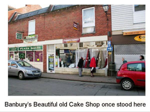 Cake Shop no more