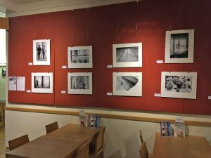 Exhibition at Cafe Red