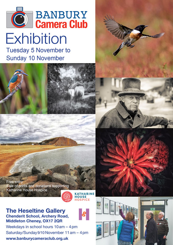 Banbury Camera Club Exhibition 2019